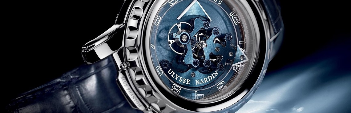 Продать часы Ulysse Nardin в ломбард часов