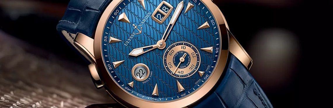 Швейцарские часы Ulysse Nardin 5