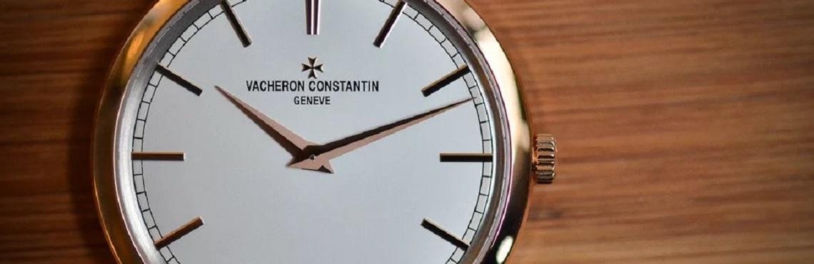 Швейцарские часы Vacheron Constantin 1