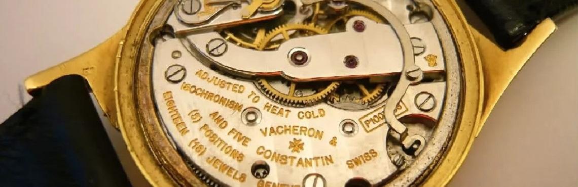Швейцарские часы Vacheron Constantin 2