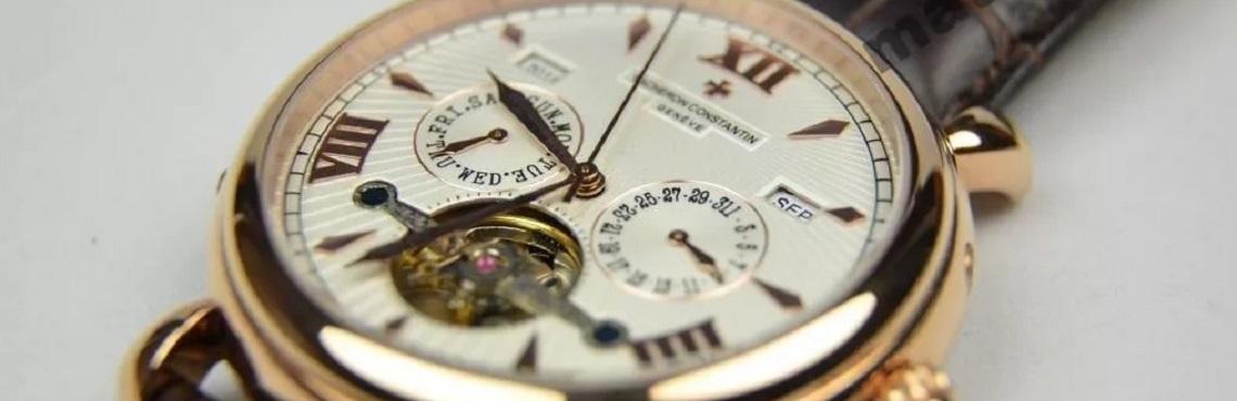 Швейцарские часы Vacheron Constantin 4