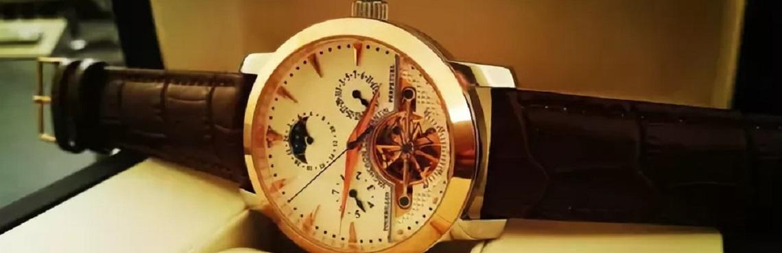 Швейцарские часы Vacheron Constantin 5