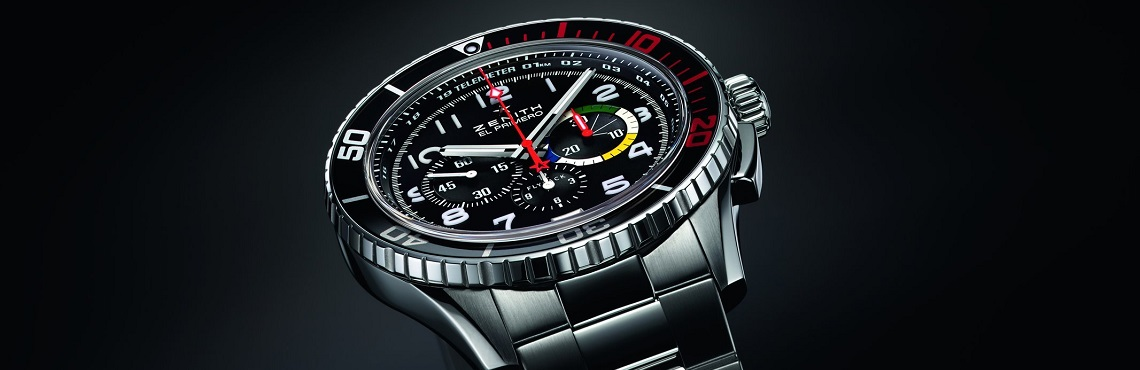 Часы Zenith купить в Москве