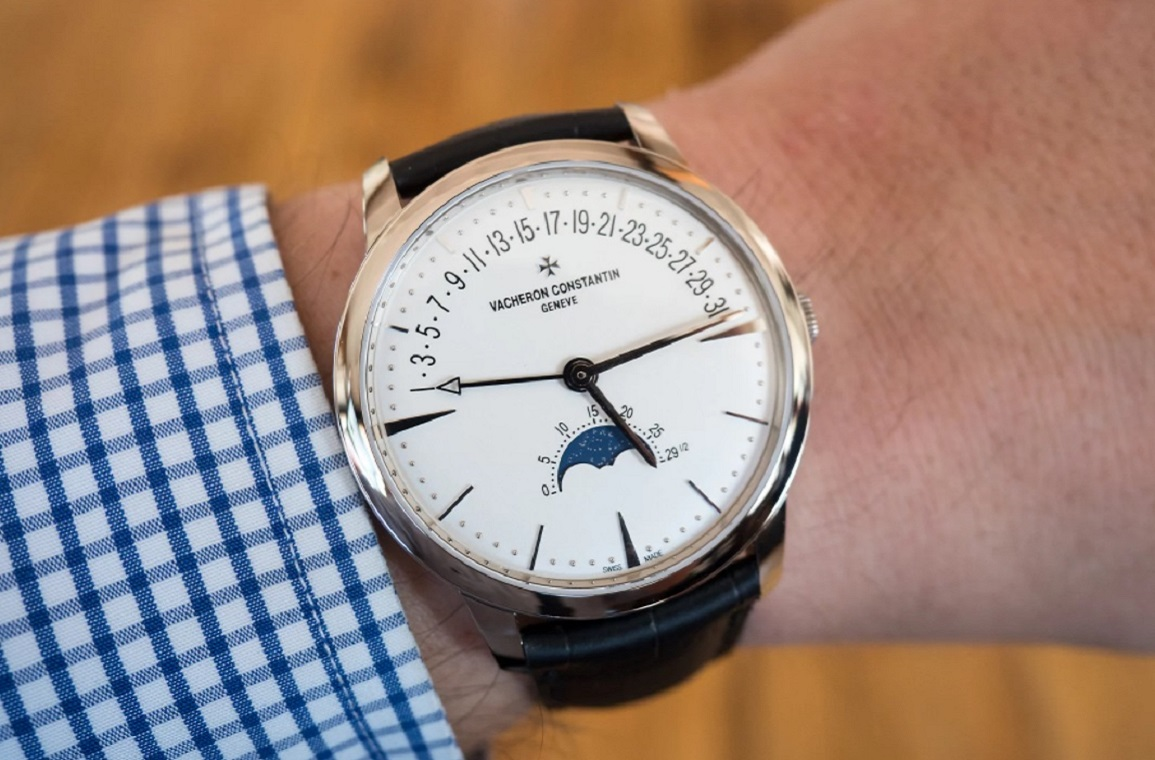 Швейцарские часы Vacheron Constantin Patrimony