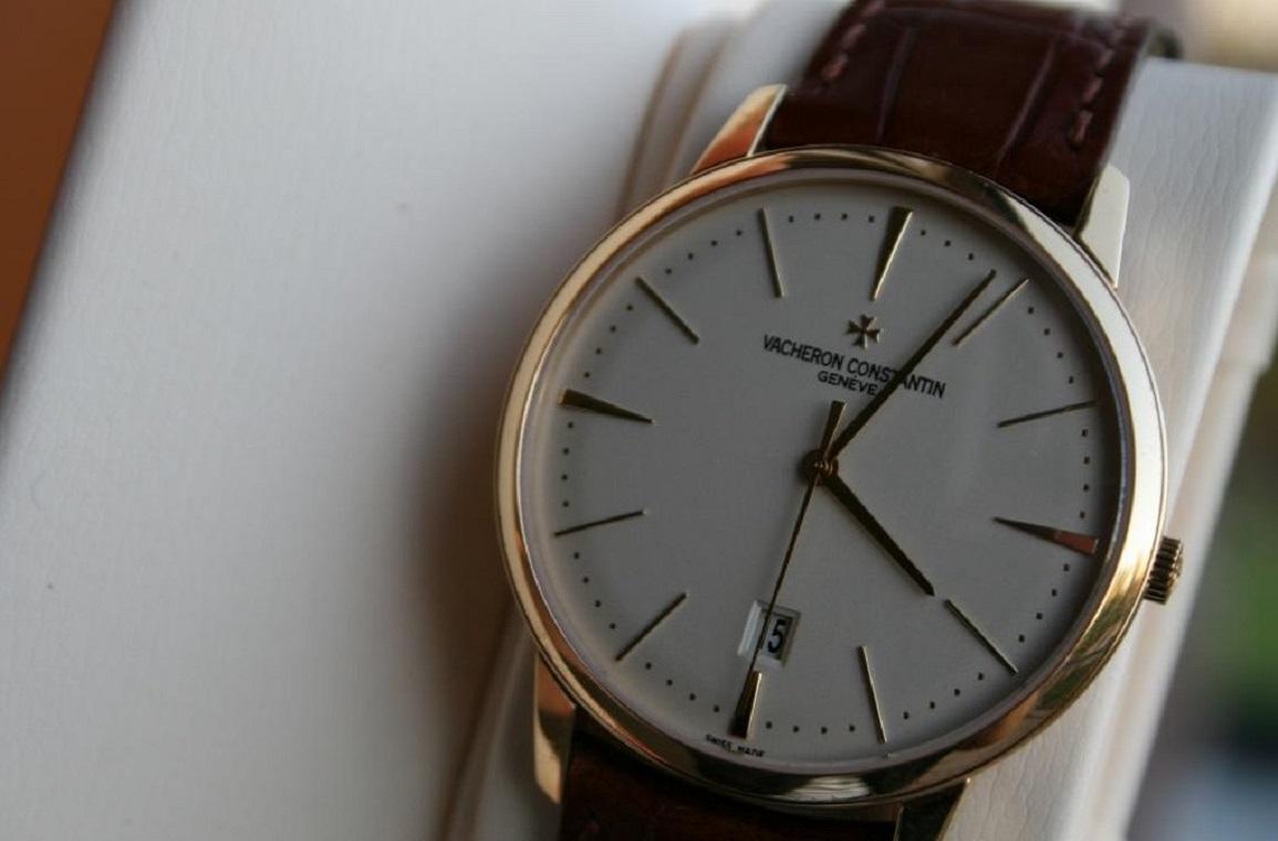 Швейцарские часы Vacheron Constantin Patrimony 2