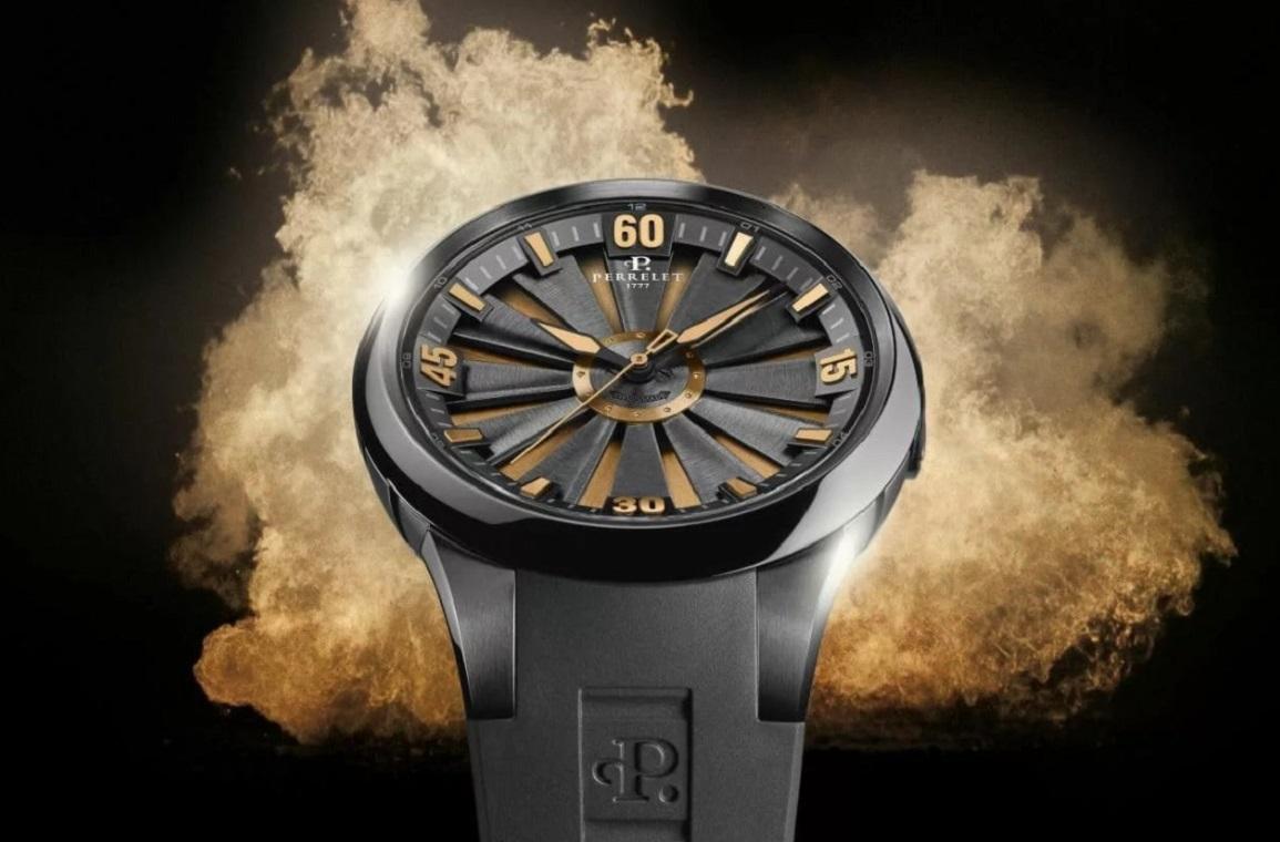 Швейцарские часы Perrelet 007 Limited Edition