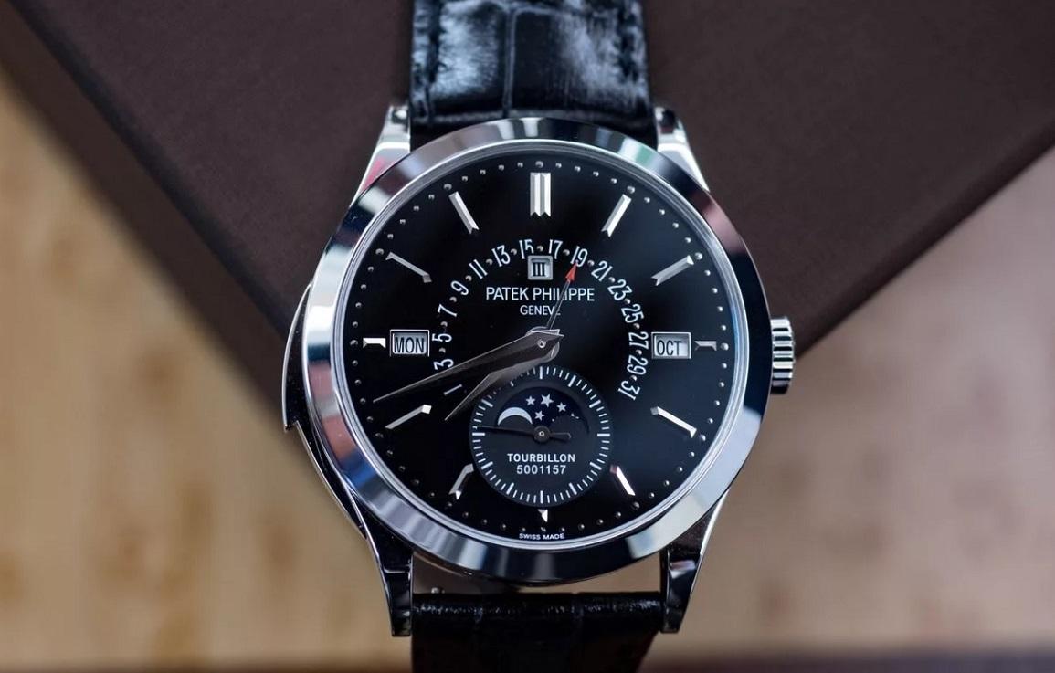 Швейцарские часы Patek Philippe Minute Repeater Tourbillon