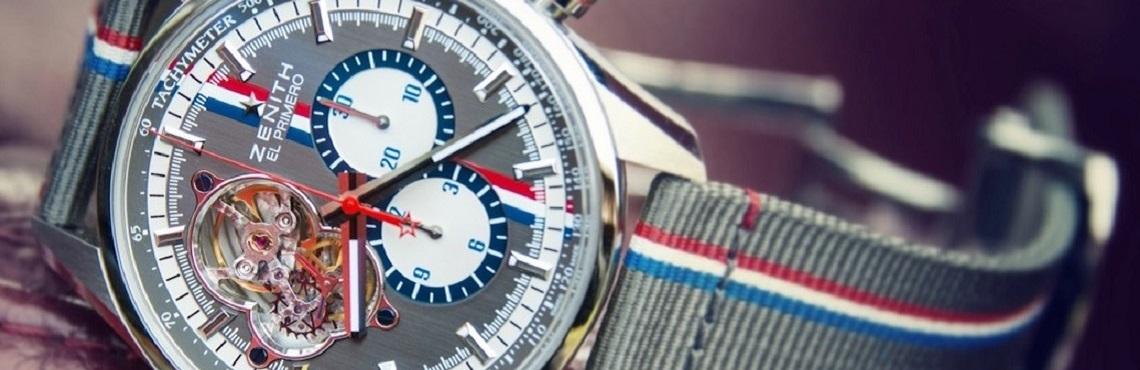Швейцарские часы Zenith 1