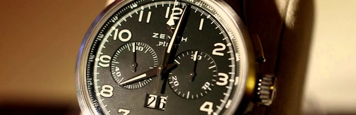 Швейцарские часы Zenith 2