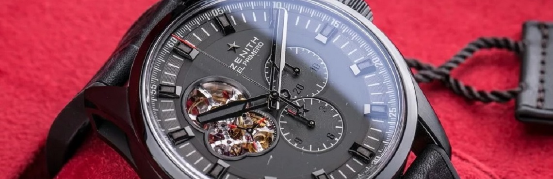 Швейцарские часы Zenith 4