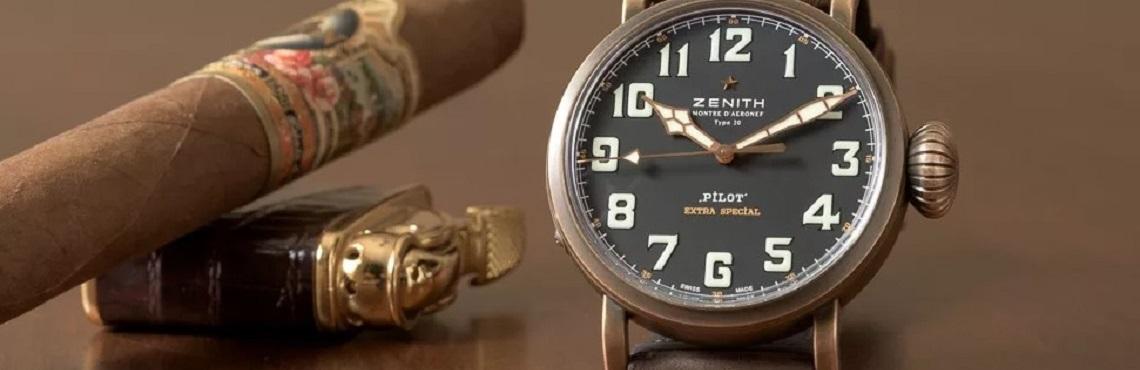 Швейцарские часы Zenith 5