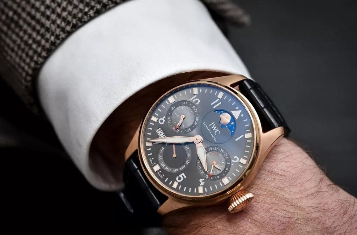 Швейцарские часы IWC Pilots Watch