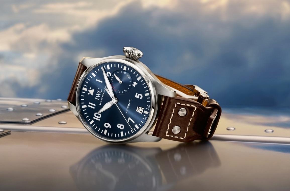 Швейцарские часы IWC Pilots Watch 2